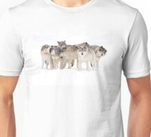 Dysfunctional Family - Timber Wolf Unisex T-Shirt
