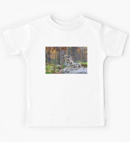 Timber Wolves Kids Tee