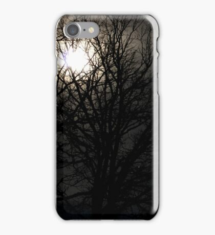 Look to the Moon iPhone Case/Skin