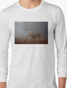 Big Buck - White-tailed Buck Long Sleeve T-Shirt