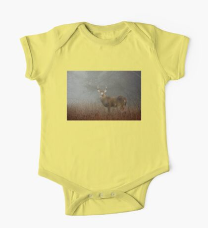 Big Buck - White-tailed deer One Piece - Short Sleeve