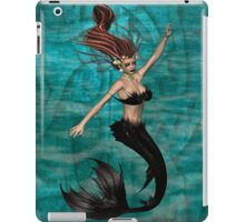 Vampire of the Water Realms iPad Case/Skin