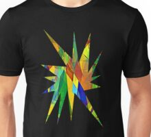 Stained Glass Calamity Unisex T-Shirt
