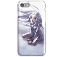 Deadman Wonderland Shiro iPhone Case/Skin