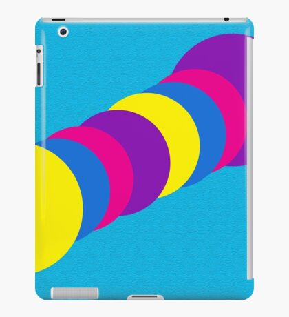 The Happy Gumball Collection - Blue Dude iPad Case/Skin