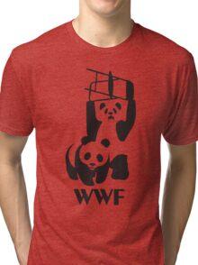 wwf Tri-blend T-Shirt