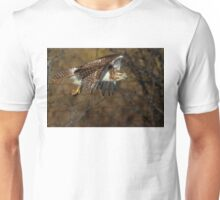 Red-tailed Hawk - Bullet Unisex T-Shirt
