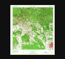 USGS TOPO Map Puerto Rico PR Penuelas 362187 1964 20000 Unisex T-Shirt