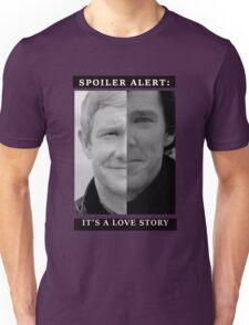 JOHNLOCK | Love Story Unisex T-Shirt