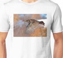 Turkey Flying - Wild Turkey, Ottawa, Canada T-Shirt