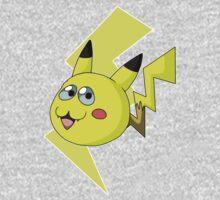 Pikachu In Training  Kids Tee
