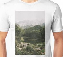 In Silence - Landscape Photography Unisex T-Shirt