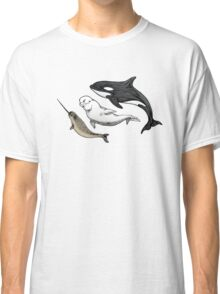 Three ocean friends Classic T-Shirt
