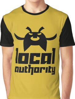 Local Authority Graphic T-Shirt