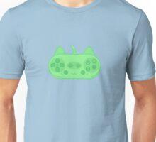 Cute kitty controller Unisex T-Shirt