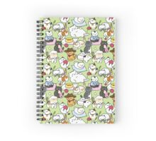 Neko Atsume! Spiral Notebook