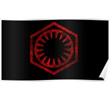 The First Order Symbol Poster