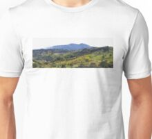 How green was my Costa Rican valley Unisex T-Shirt