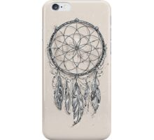 Traditional Dream Catcher iPhone Case/Skin