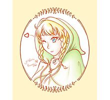 Linkle - cammeo vrs. Photographic Print