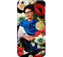 Flor-Frida iPhone Case/Skin