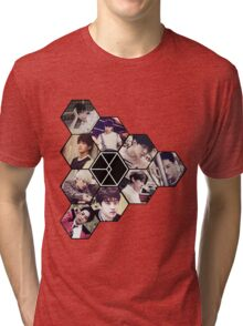"EXO ""Love Me Right"" Tri-blend T-Shirt"