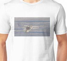 The Hunter - Snowy Owl Unisex T-Shirt