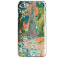 Paul Gauguin Women by the Lake iPhone Case/Skin