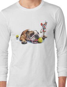 Boys Toys Tee Long Sleeve T-Shirt