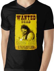cactus jack t shirt Mens V-Neck T-Shirt