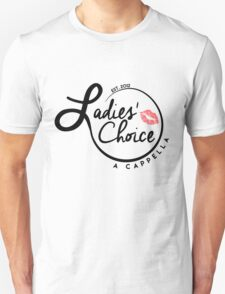 Ladies' Choice A Cappella Unisex T-Shirt