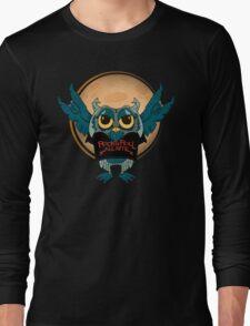 Rock-n-Roll Owl Long Sleeve T-Shirt