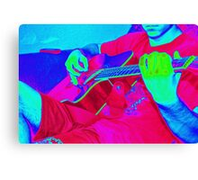 Play For Me Canvas Print