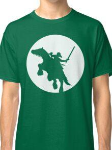 Link and Epona - Zelda Ocarina of Time  Classic T-Shirt