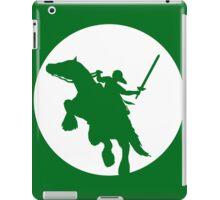 Link and Epona - Zelda Ocarina of Time  iPad Case/Skin
