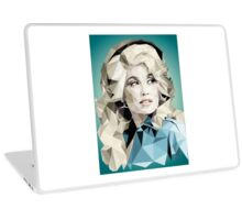 Dolly Parton Pixel Art Laptop Skin
