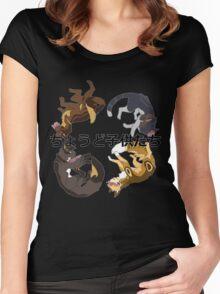 TIGERSTARS CHILDREN Women's Fitted Scoop T-Shirt
