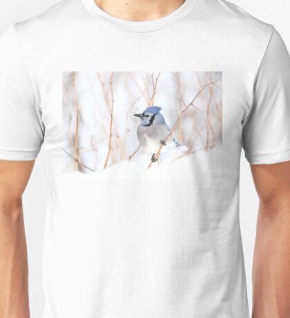Blue Jay - Algonquin Park Unisex T-Shirt