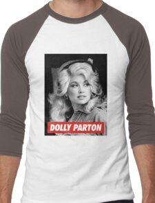 dolly parton gifts Men's Baseball ¾ T-Shirt