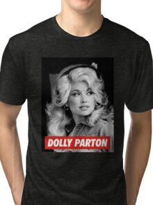 dolly parton gifts Tri-blend T-Shirt
