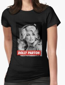 dolly parton gifts Womens Fitted T-Shirt