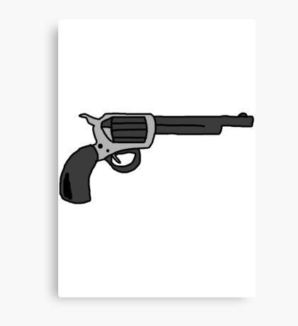 Gun It Canvas Print