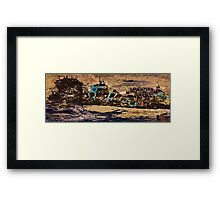 TH39 Framed Print
