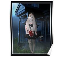 Cute Killer Clown Poster