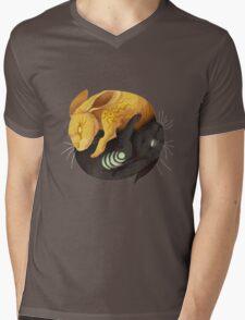 Watership down - fantasy rabbit design Mens V-Neck T-Shirt