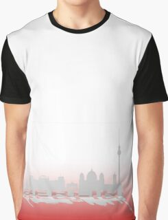 Berlin Cityscape 3 Graphic T-Shirt