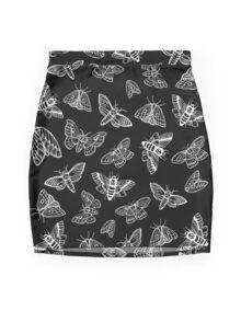 m o t h s Mini Skirt