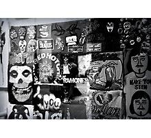 Punk Rock Show Photographic Print