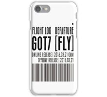 "GOT7 ""FLY"" iPhone Case/Skin"