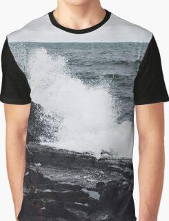 Lake Superiof Graphic T-Shirt